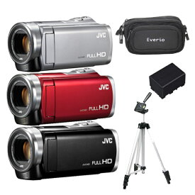 【得々セット】【送料無料】JVC(ビクター) ハイビジョンメモリームービー GZ-E880 [Everio/エブリオ][ムービーカメラ][ビデオカメラ][JVCケンウッド]