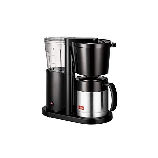 メリタ(Melitta) コーヒーメーカー オルフィ ALLFI SKT52-1-B ブラック [2〜5杯用][ペーパードリップ式][SKT521B]