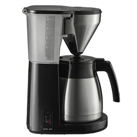【3〜10杯用】メリタ LKT-1001B ブラック イージートップサーモ [コーヒーメーカー][LKT1001][Melitta]
