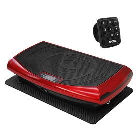 振動マシン リオレス ボディシェイカー EX 4D ワインレッド 健康 美容 機器 ブルブル フィットネス トレーニング マシン RIORES BODY SHAKER EX 4D レッド 赤 美容雑貨 (ラッピング不可)
