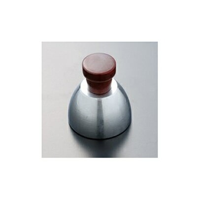 鋳物屋 圧力鍋用オモリ W-1 銀色(重いオモリ)