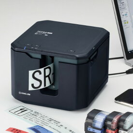 キングジム ラベルプリンター「テプラ」PRO SR-R7900P 50mm幅対応 スマートフォン対応