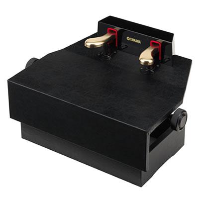 【高さの上下調節がスピーディー!】ヤマハ ピアノ補助台 HP-705 【ピアノ補助ペダル】【送料無料】