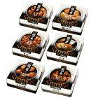 (6点アソートセット)国分k&k缶詰セット缶つまスモークsmoke6種類(あさり・うずら卵・さば・貝柱・鮭ハラス・たらこ)