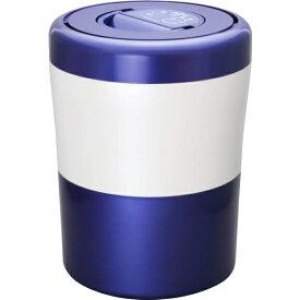 パリパリキューブライト アルファ PCL-33-BWB ブルーストライプ 自動停止/スタート予約機能付 島産業 生ごみ減量乾燥機 生ごみ処理機 生ゴミ処理機 ゴミ箱 臭わない バケツ 密閉 消臭 ごみ箱 乾燥