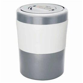 パリパリキューブライト アルファ PCL-33-GSW グレイッシュシルバー 自動停止/スタート予約機能付 島産業 生ごみ減量乾燥機 生ごみ処理機 生ゴミ処理機 ゴミ箱 臭わない バケツ 密閉 消臭 ごみ箱 乾燥