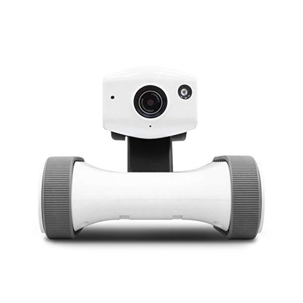【送料無料】 ライオン事務器 【移動型見守りカメラ】 スマートホームロボット アボットライリー Riley-17