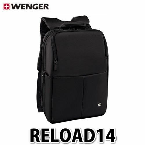 WENGER(ウェンガー) RELOAD14 (WTG601068) LTBP Black(ラッピング不可)