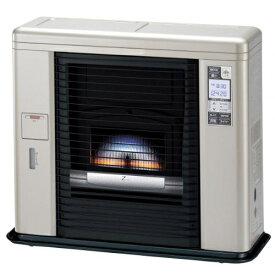 【代引き不可】sunpot サンポット ゼータスイング FF式 床暖内蔵石油暖房機 UFH-703SX R (クールトップ)(ラッピング不可)