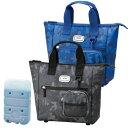 THERMOS(サーモス)保冷ラウンドトートバッグ(REN-001)と 保冷剤(UE-3009)のセット(バッグカラー選択)