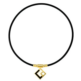 ColanTotte(コラントッテ)TAO ネックレス AURA プレミアムゴールド Mサイズ(43cm)(磁気ネックレス)