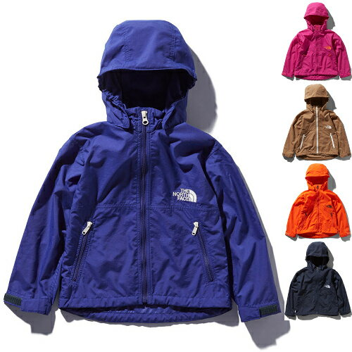 THE NORTH FACE(ザノースフェイス)COMPACT JACKET コンパクトジャケット(キッズ)NPJ21810(カラーサイズ選択式)