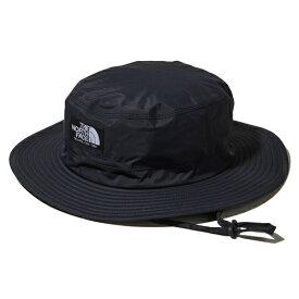 THE NORTH FACE(ザノースフェイス)WP HORIZON HAT(ウォータープルーフホライズンハット)NN01909(K)ブラック(帽子)(サイズ選択式)(ユニセックス/男女兼用)