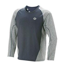 ColanTotte RESNO コラントッテ レスノ AJDJA スイッチングシャツ ロングスリーブ(医療機器)(10個の磁石を配置)(リラックスウェア)(メンズ/男性用)(サイズ選択)