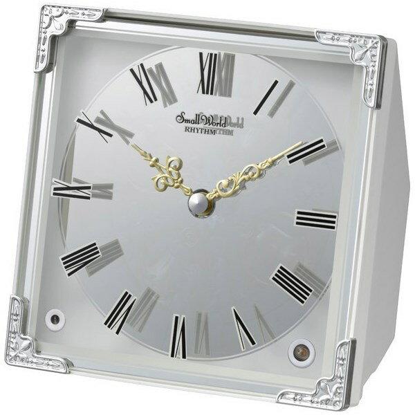 リズム時計 【キャラクター時計】 4RH785RH03 【スモールワールドイルミナ】