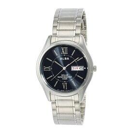 【国内正規品】 AEFD555 ALBA[アルバ] 【ペアウォッチ】 【腕時計 ソーラー ハードレックス 10気圧防水 メンズ】