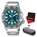 (2月新商品)(セット)(国内正規品)(セイコー)SEIKO 腕時計 SZSC005 (プロスペックス)PROSPEX メンズ ネット流通限定&腕時計ケース1本...