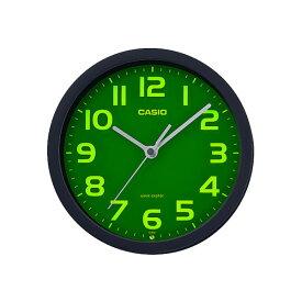 (カシオ)CASIO 電波掛時計 IQ-805J-1JF(IQ805J1JF) 丸型 掛置兼用 明暗判定センサー(掛時計/クロック/電波時計)