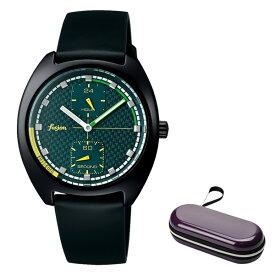 (時計ケースセット)(国内正規品)(セイコー)SEIKO 腕時計 AFSK403 (アルバ フュージョン)ALBA fusion メンズ レディース 90's ファッションミックス(牛革バンド クオーツ 多針アナログ)