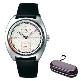 (時計ケースセット)(国内正規品)(セイコー)SEIKO 腕時計 AFSK405 (アルバ フュージョン)ALBA fusion メンズ レディース 90's ファッションミックス(牛革バンド クオーツ 多針アナログ)