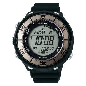 (10月新商品)(国内正規品)(セイコー)SEIKO 腕時計 SBEP023 (プロスペックス)PROSPEX メンズ フィールドマスター LOWERCASE プロデュースモデル(シリコンバンド ソーラー デジタル)