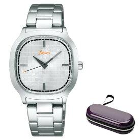 (時計ケースセット)(セイコー)SEIKO 腕時計 AFSK408 (アルバ フュージョン)ALBA fusion メンズ レディース Disco ステンレスバンド クオーツ アナログ(国内正規品)