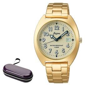 (時計ケースセット)セイコー SEIKO 腕時計 AFSJ403 アルバ フュージョン ALBA fusion メンズ レディース 学生 クオーツ ステンレスバンド アナログ(国内正規品)