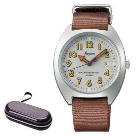 (時計ケースセット)セイコー SEIKO 腕時計 AFSJ405 アルバ フュージョン ALBA fusion メンズ レディース 学生 クオーツ ナイロンバンド アナログ(国内正規品)