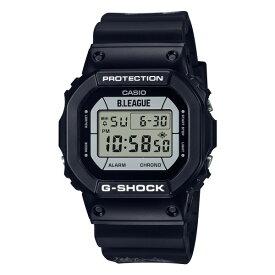 カシオ CASIO 腕時計 DW-5600BLG21-1JR Gショック G-SHOCK メンズ バスケットボール Bリーグコラボ クオーツ 樹脂バンド デジタル(国内正規品)