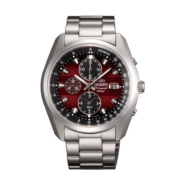 【国内正規品】ORIENT(オリエント) 【腕時計】 WV0031TY Neo70's[ネオセブンティーズ] 【ソーラー メンズ】