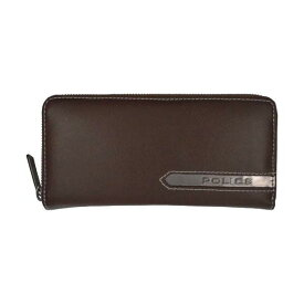 POLICE(ポリス) METALLIC 二つ折り財布 PA-56902-29(ブラウン)【正規輸入品】 '【メンズ小物】