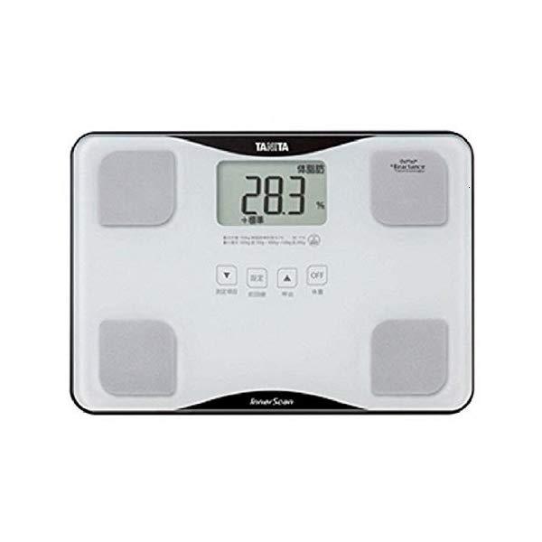 TANITA タニタ 体組成計 インナースキャン BC718 (ホワイト)【BC-718/体重計・体脂肪計】