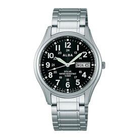 【国内正規品】 AEFD560 ALBA[アルバ] 【腕時計 ソーラー ハードレックス 10気圧防水 メンズ】