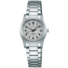 【国内正規品】 AEGD559 ALBA[アルバ] 【ペアウォッチ】【腕時計 ソーラー ハードレックス 10気圧防水 レディース】