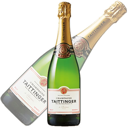 【正規品】テタンジェ ブリュット レゼルヴ 750ml ホワイトミラーボックス付 シャンパン 辛口