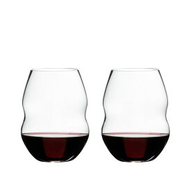 リーデル スワル レッドワインタンブラー 2個セット 450/30 2脚 ワイングラス ペア RIEDEL SWIRL【正規品】