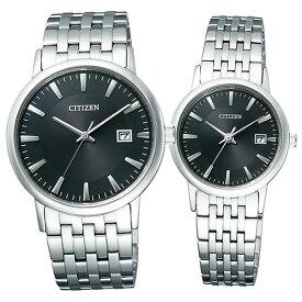 【セット】【国内正規品】 CITIZEN(シチズン)腕時計 Citizen Collection[シチズン コレクション] BM6770-51G&EW1580-50G【Eco-Drive エコ・ドライブ ペアモデル】