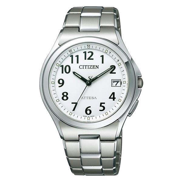 【国内正規品】[シチズン]CITIZEN 腕時計 ATD53-2847 [アテッサ]ATTESA Eco-Drive 電波時計 スタンダードモデル メンズ
