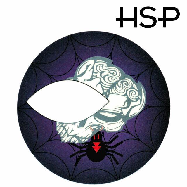 ハロウィン タトゥーシール 2枚セット スカル&スパイダーリング ハロウィーン 【 フェイスシール フェイスペイント Halloween イベント 】 ダンス