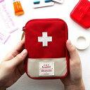 送料無料 メディカル ポーチ 薬ケース 携帯型 救急セット 応急処置キット 救急バッグ多機能 応急処置セット 家庭 職場…