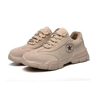 安全靴 作業靴 メンズ ローカット おしゃれワークブーツ マーティンブーツ 本革 鋼先芯 刺す叩く防止 耐磨耗 防滑 絶縁 男女兼用