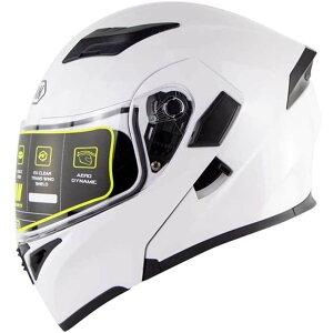 カーボンファイバー柄 システムヘルメット バイクヘルメット 送料無料 フルフェイスヘルメット オープンフェイスヘルメット M-XXL 翌日発送 男女兼用 白