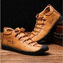メンズ ドライビングシューズ レザー おしゃれ スリッポン 革靴 紳士靴 ウォーキングシューズ カジュアル 防滑 軽量 …