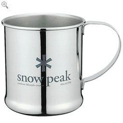 スノーピーク ステンレスマグカップ snowpeak スノーピーク 【E-010R】