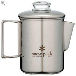 スノーピーク ステンパーコレーター 6カップ snowpeak スノーピーク 【PR-006】