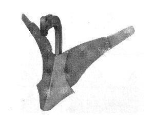 ホンダ耕うん機 オプション F220/F210/F200 小培土器 〔旭陽 品番10527〕(こまめ 耕運機 耕耘機 ホンダ純正アタッチメント)※取り付けには尾輪付サポート(10540)が必要