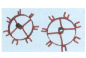 クボタ耕運機オプション TMA350、TMS30用 フォークカルチ車輪 【91032-90210】【smtb-TK】