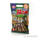 群馬限定 亀田の柿の種 塩だれ焼ねぎ風味 22gx5袋【DM便不可】