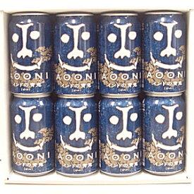 インドの青鬼 ビール 350mlx8本(ネコポス・宅急便コンパクト不可)