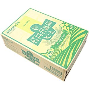 地ビール 軽井沢高原ビール オーガニック 350mlx24本(ネコポス・宅急便コンパクト不可)